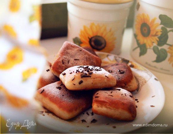 постные пончики