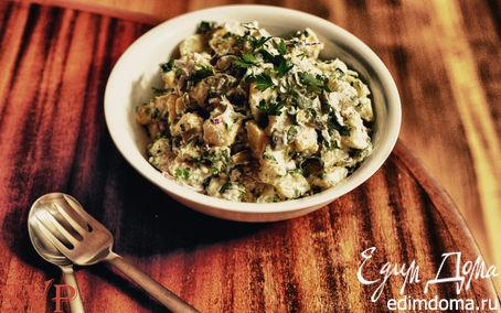 Рецепт Картофельный салат (Potato Salad)