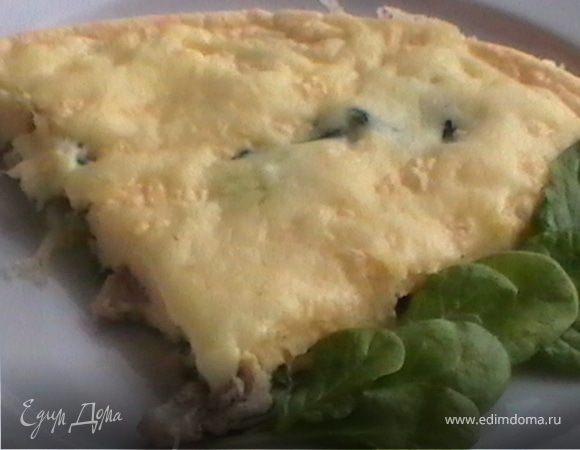 Омлет с маскарпоне (Mascarpone omelette)