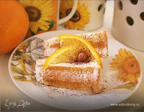 """Апельсиновый кекс """"Вкус детства"""""""