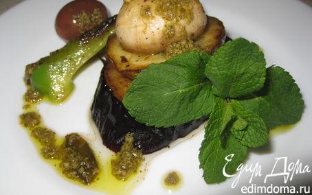 Рецепт Антипасти из овощей