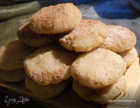 Гхуриба - марокканское печенье