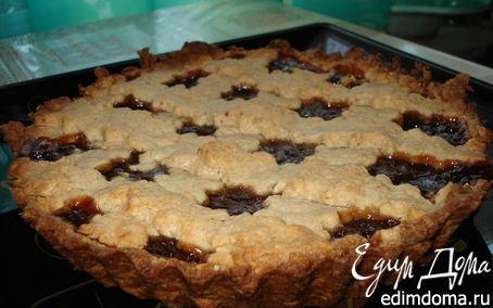 Рецепт Линцский торт