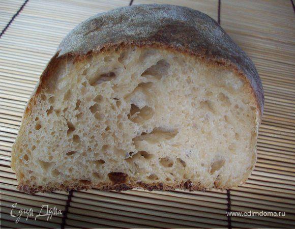 Чиабатта из муки пшеничной 1 сорта
