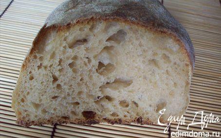 Рецепт Чиабатта из муки пшеничной 1 сорта