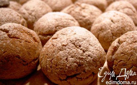 Рецепт Печенье гречневое (с начинкой и без)
