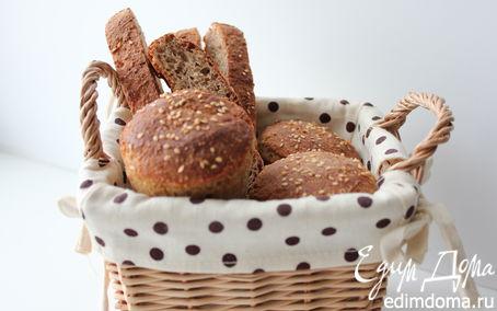 Рецепт ЗЕРНОВОЙ хлеб