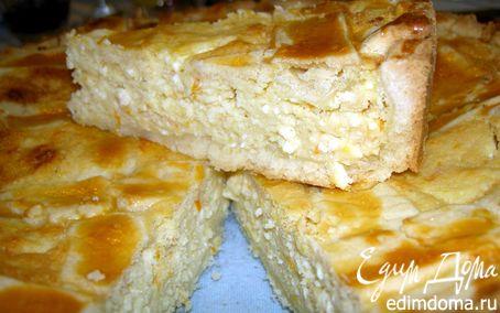 Рецепт Римский пасхальный пирог