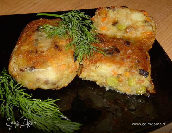 Вегетарианский бифштекс