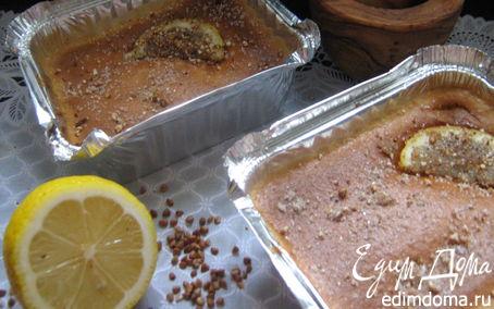 Рецепт Гречневый крем-брюле