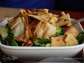 Салат снежинка рецепт с фото