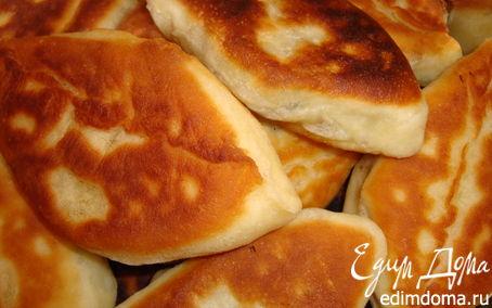 Рецепт Пироги с солеными грибами