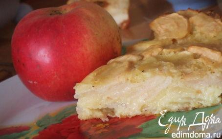 Рецепт Яблочный Торт из Феррары (Ferrara)