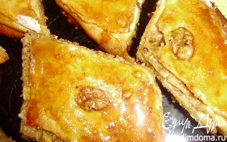 Рецепт Азербайджанская пахлава