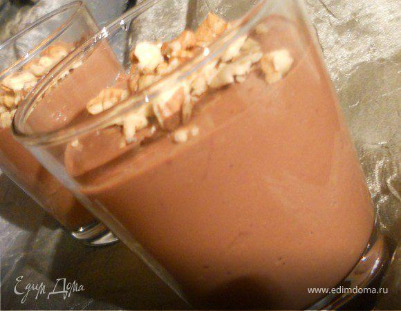 Шоколадный крем Earl Grey