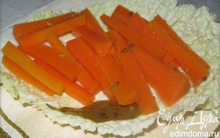 Рецепт Острая морковка.