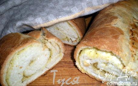 Рецепт Чесночный хлеб
