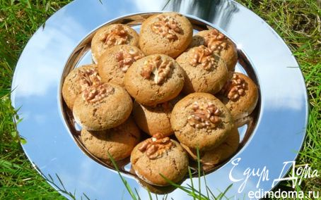 Рецепт Ржаное имбирное печенье