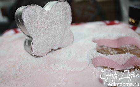 Рецепт Маршмеллоуз на розовой воде