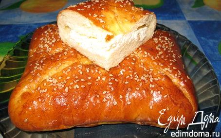 Рецепт Пирог с брынзой