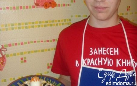 """Рецепт Салат """"Пять минут"""""""