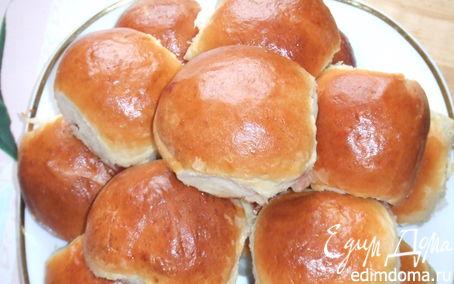 Рецепт Бабушкины пирожыки