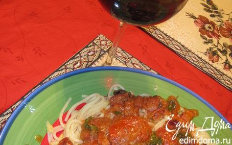 Рецепт pasta pancetta