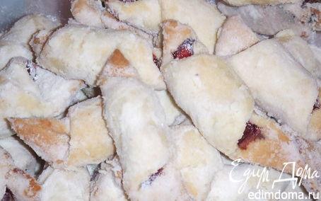 Рецепт Коржики с вишнями