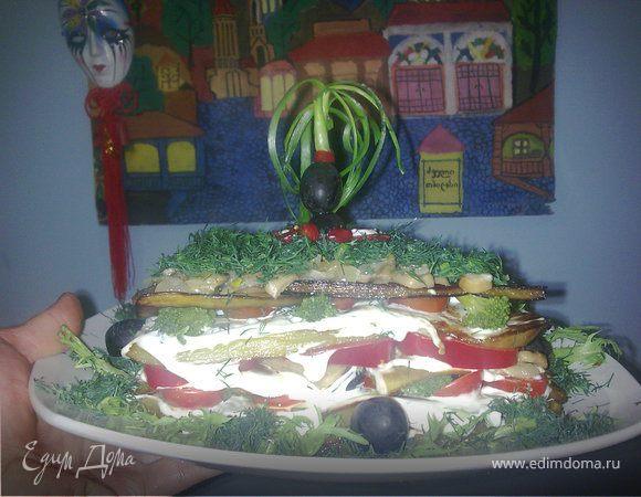 """Салат """"Bob Marley"""""""