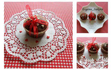 Рецепт Шоколадные капкейки