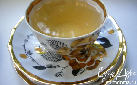 Рецепт Имбирный чай: минус 7 кг