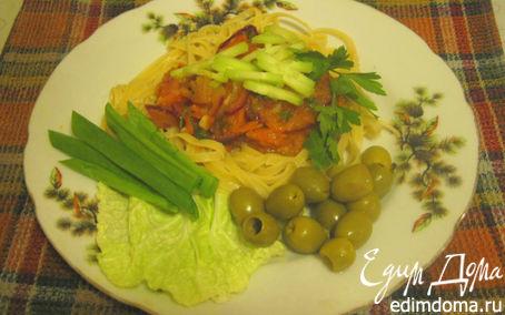 Рецепт Паста итальянской прабабушки. Диетическая