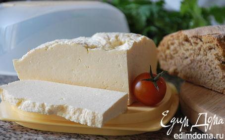 Рецепт Домашний сыр