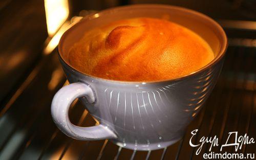 Рецепт Молочно-лимонное суфле