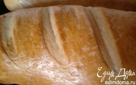 Рецепт Домашние батоны в хлебопечке