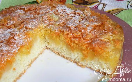 Рецепт Ananas-Kokos-Kuchen «Райское наслаждение»