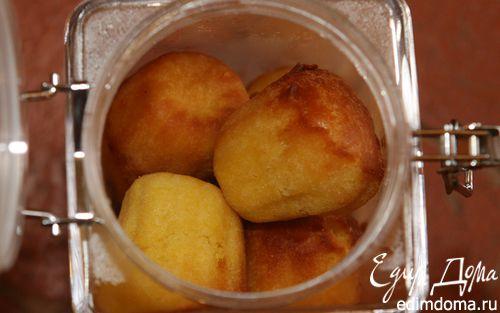 Рецепт Ромовые бабы с апельсиновым сиропом