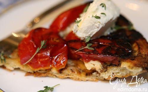 Рецепт Тарт татен с помидорами