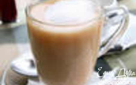 Рецепт Молочный чай по-шотландски