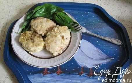 Рецепт Куриные котлеты (нежные и диетические)