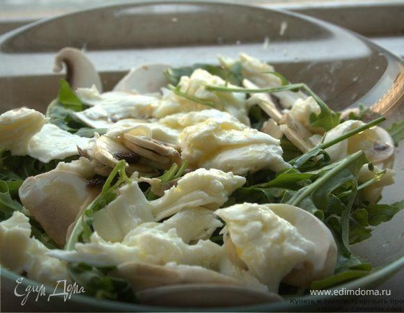 Диетический салатик