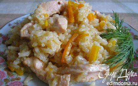 Рецепт Плов с курицей