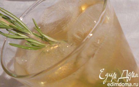 Рецепт Лето 2011: цитрусовый лимонад с розмарином