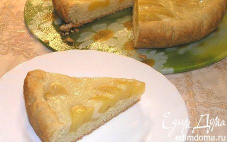 Рецепт Пирог с манго