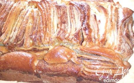 Рецепт Сладкие булочки с корицей