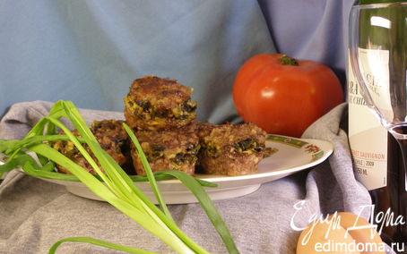 Рецепт MeatCake_Зразы с луком и яйцом