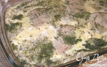 Рецепт Фриттата с запеченой свининой