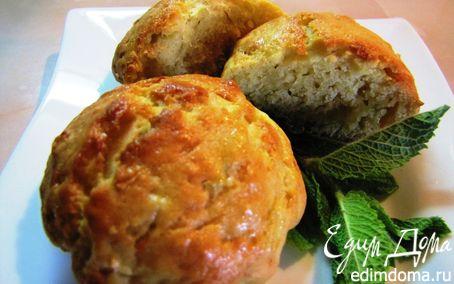 Рецепт Кексы с кабачком