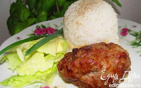 Рецепт Домашние люля-кебаб