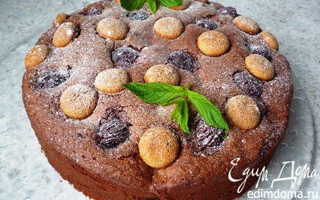 Рецепт Итальянский вишневый пирог